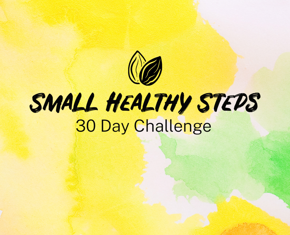 wholefoodflow 30 day smal steps health challenge